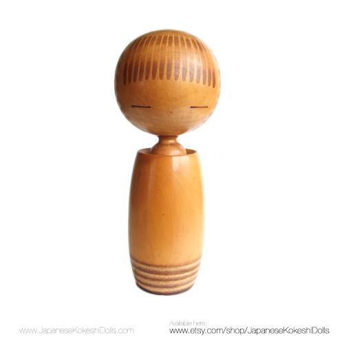 Rare Kokeshi Doll japanesekokeshidolls.com mar 2 2017