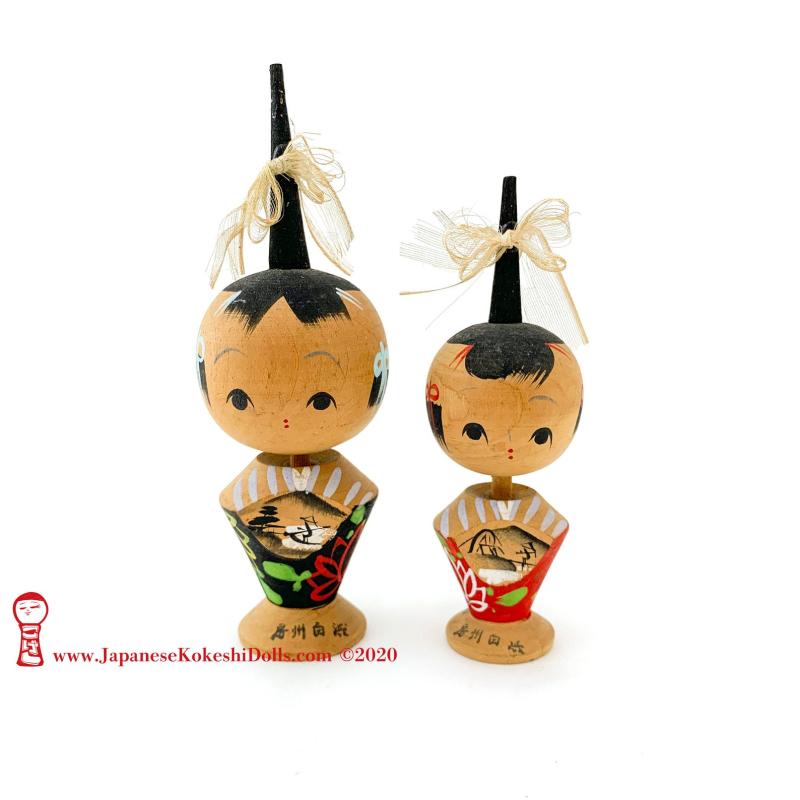 JapaneseKokeshidolls.com  kokeshi  kokeshi doll  vintage kokeshi  rare kokeshi  kokeshi shop