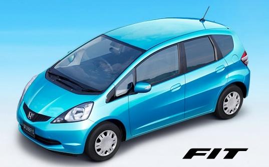 Hondafit
